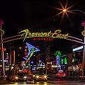 Fremont Street East by Angus Hooper Iii