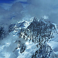 French Alps by Frank Wilson