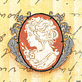 French Cameo 2 by Debbie DeWitt