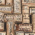 French Corks by Debbie DeWitt