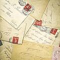 French Correspondence From Ww1 #1 by Jan Bickerton