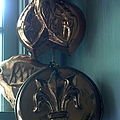 French Country Copper Molds by Suzanne Powers