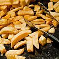French Fries by Luis Alvarenga