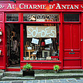 French Gift Shop by Dave Mills