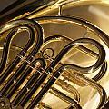 French Horn I by Jon Neidert