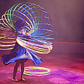 French Hula Hooping by Matthew Bamberg