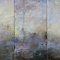 French Landscape Triptych by Thomas Darnell