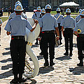 French Military Band by A Morddel