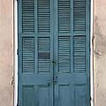 French Quarter Doors by KG Thienemann