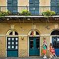 French Quarter Family Fun by Steve Harrington