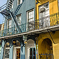 French Quarter Flair by Steve Harrington