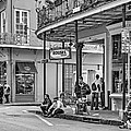 French Quarter - Hangin' Out Bw by Steve Harrington