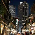 French Quarter New Orleans Louisiana by Bill Cobb
