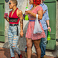 French Quarter - Party Time by Steve Harrington