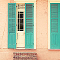 French Quarter Pastel Colours  by Mary  Smyth