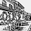 French Quarter - The Final Ride by Steve Harrington