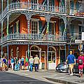 French Quarter Wandering 3 by Steve Harrington