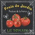 French Vegetables 1 by Debbie DeWitt