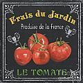 French Vegetables 1 by Debbie DeWitt