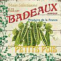 French Veggie Sign 1 by Debbie DeWitt