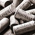 French Wine Corks by Olivier Le Queinec