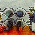 French Wine Rack by Dan Sproul