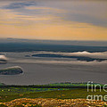 Frenchman Bay And The Porcupine Islands by Gary Keesler