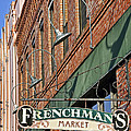 Frenchman's Market by Kenny Francis