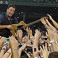 Frenzy At Fenway by Jeff Ross