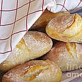 Fresh Bread by Carlos Caetano