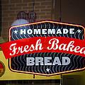 Fresh Bread by Carolyn Marshall