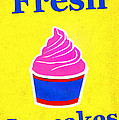 Fresh Cupcakes by Bill Cannon