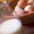 Fresh Eggs  by Toni Hopper