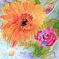 Fresh Flowers by Beverley Harper Tinsley