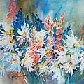 fresh Flowers by Kathryn Kaye