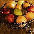 Fresh Fruit Fresco by RC DeWinter