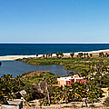 Fresh Water Lagoon At Playa La Poza by Panoramic Images