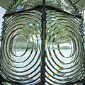 Fresnel Lens At Cape Blanco Lighthouse - Oregon Coast by Gary Whitton