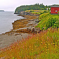Friar's Bay By Campobello Island-nb by Ruth Hager
