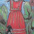 Frida Homage II by Sue Wright