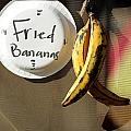 Fried Bananas by Mark Sullivan