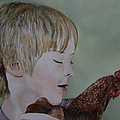 Friendly Chicken by Betty-Anne McDonald