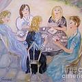 Friends by Graciela Castro