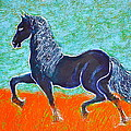 Friesian Horse by Ion vincent DAnu