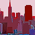 Frisco Skyline by Joseph Coulombe