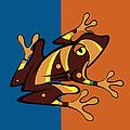 Frog 01 by Carlos Diaz