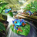 Frog Capades by Jerry LoFaro