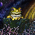 Frog  King by Hartmut Jager