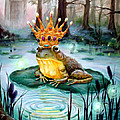 Frog Prince by Heather Calderon