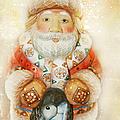 frohe Weihnachten by Sharon Mau